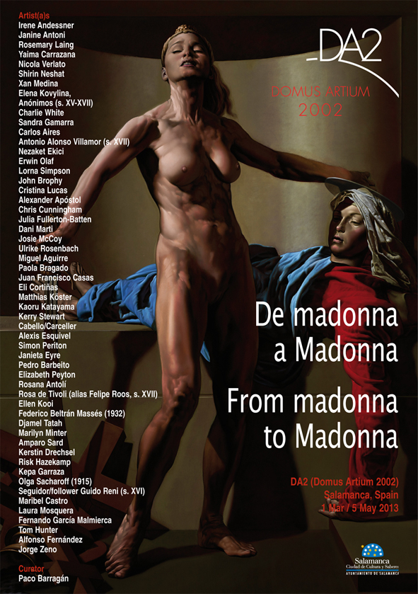From madonna to Madonna invitacion JPEG