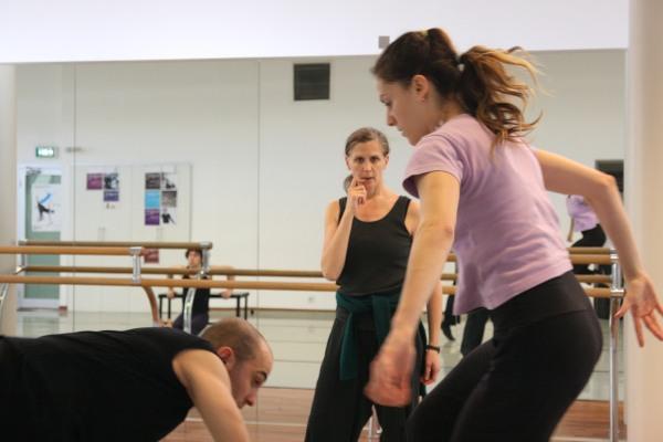 dance company, ali kazma, 2009, 01