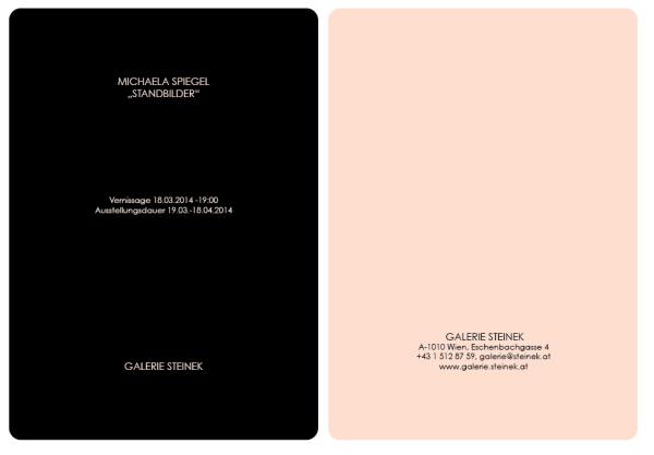 invitation steinek 2014