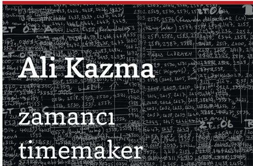 Ali Kazma Timemaker