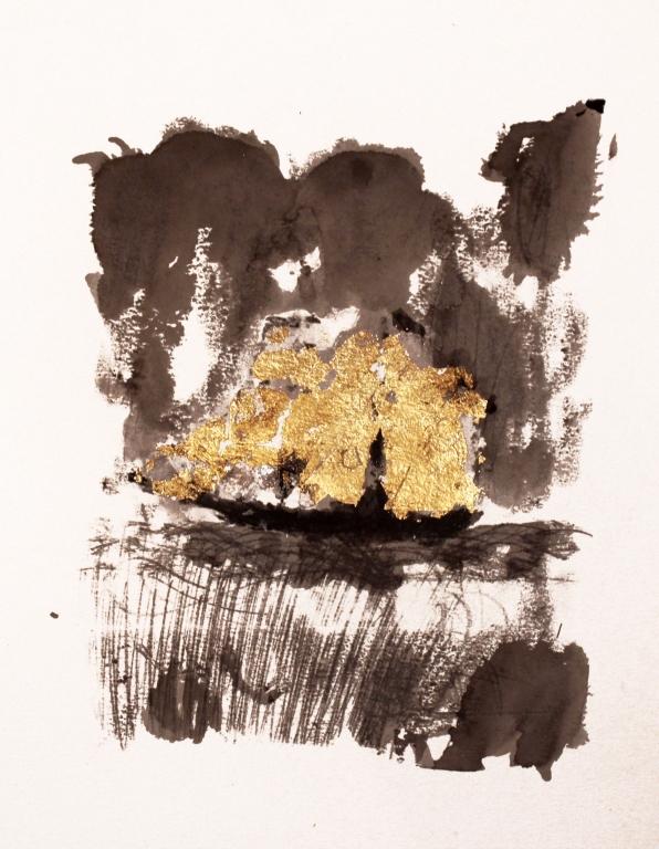 Julien Serve, Disparus, Navire fantôme de Mary Celest, 2018, 42 x 29,7 cm