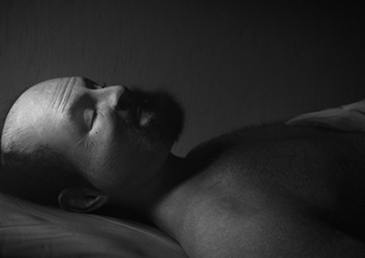Sleep by mounir fatmi