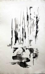 Sans titre, non daté, 49 x 30.5 cm, Aquarelle sur papier