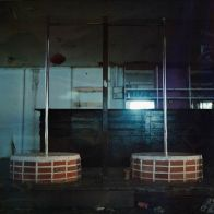 Mimiko Türkkan, Stage, de la série Full-Contact, 2011, 75 x 75 cm, Archival Fine Art Print © Mimiko Türkkan